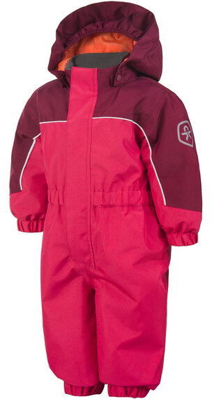 Color Kids Razor jumpsuit rood